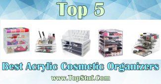 Acrylic Cosmetic Organizers