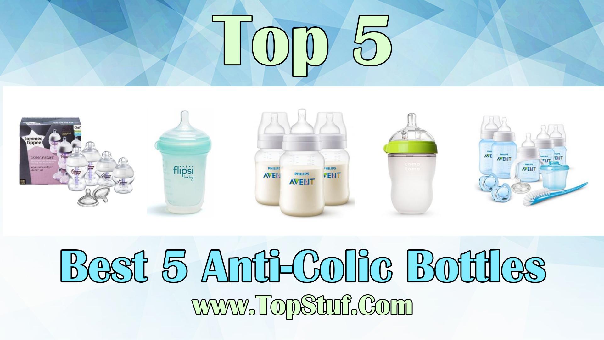 Best Anti-Colic Bottles