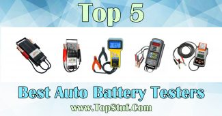 Best Auto Battery Testers