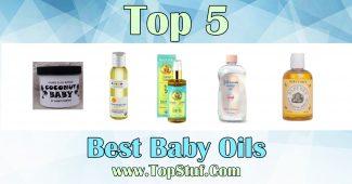 Baby Oils