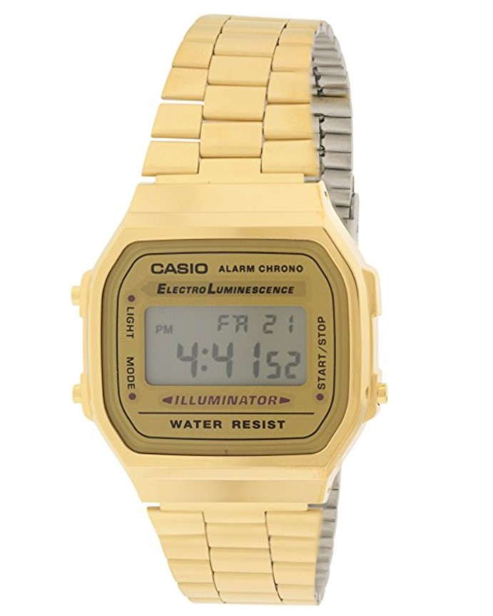 Casio A168WG-9 Review