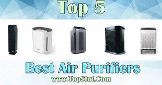 Top 5 Air Purifiers