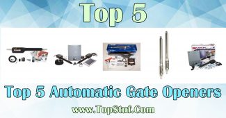 Top 5 Automatic Gate Openers