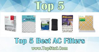 Top 5 Best AC Filters