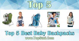 Top 5 Best Baby Backpacks