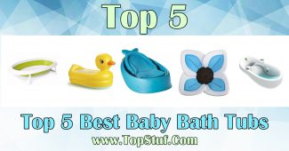 Top 5 Best Baby Bath Tubs