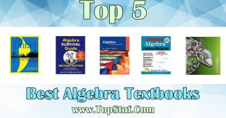 Best Algebra Textbooks