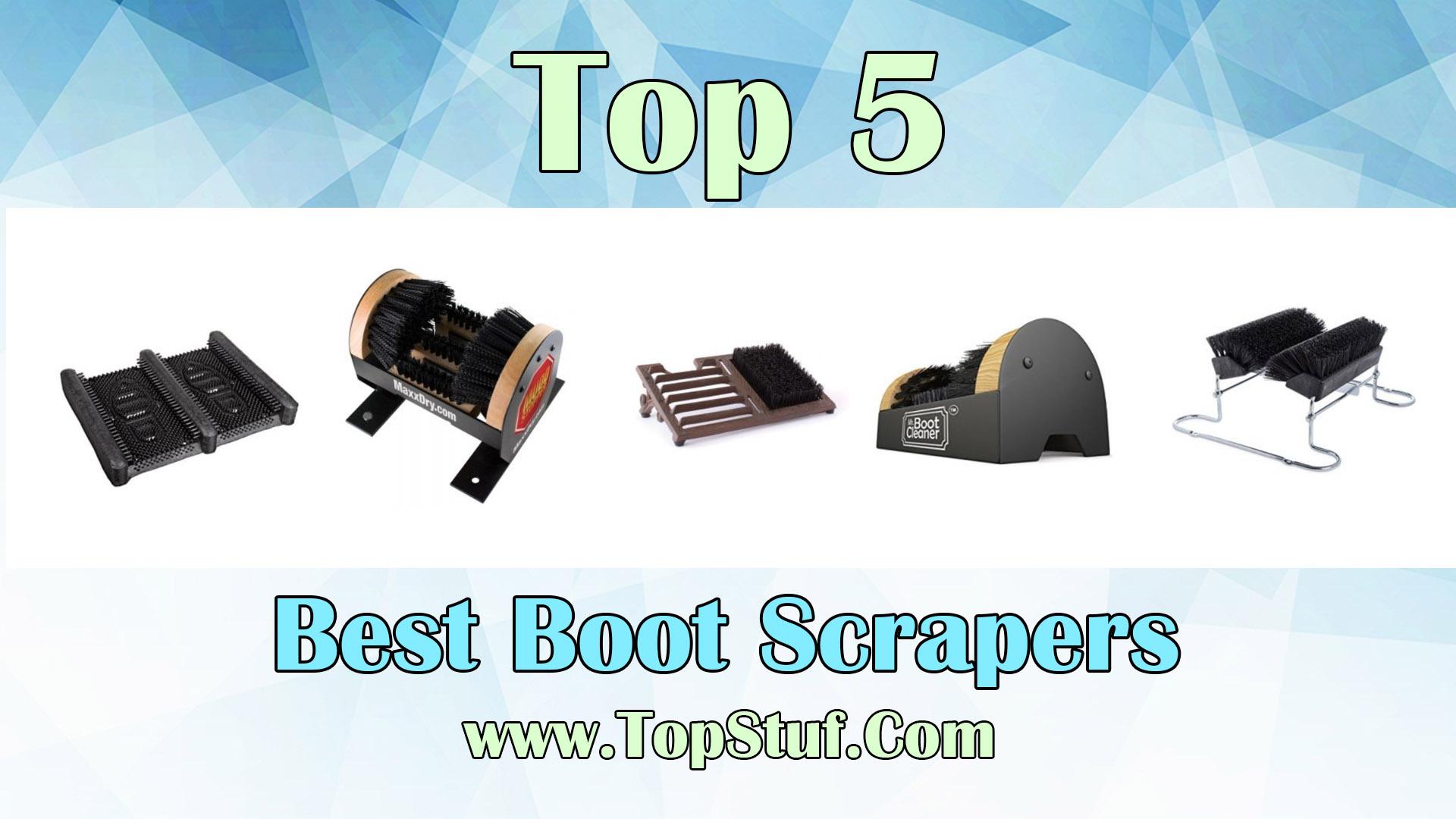 Best Boot Scrapers