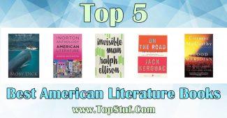 Best American Literature Books