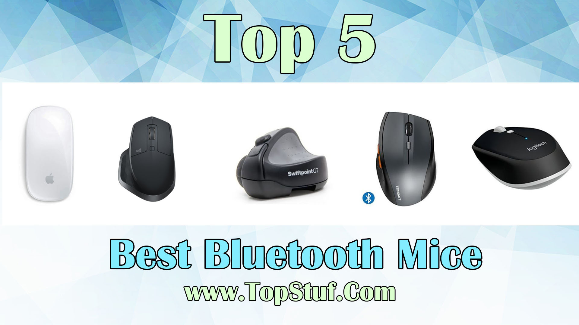 Best Bluetooth Mice