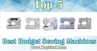 Best Budget Sewing Machines