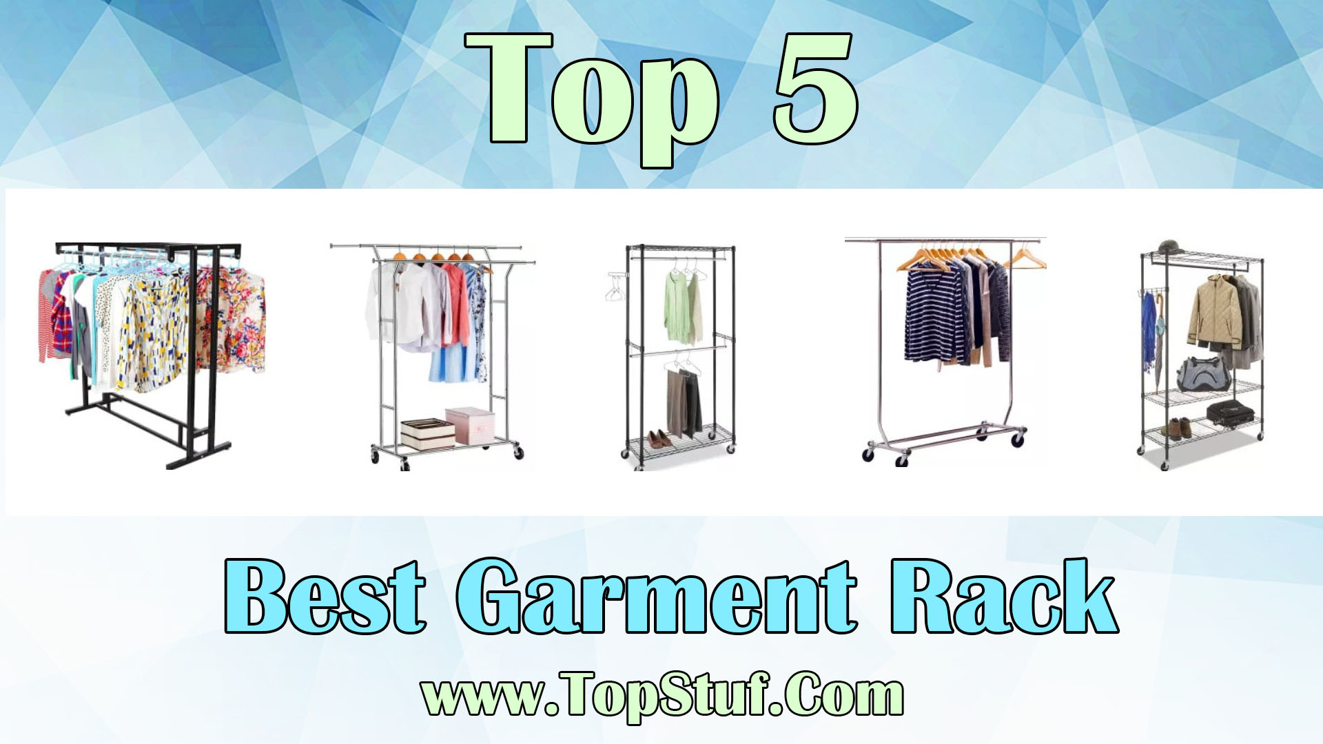 Best Garment Rack