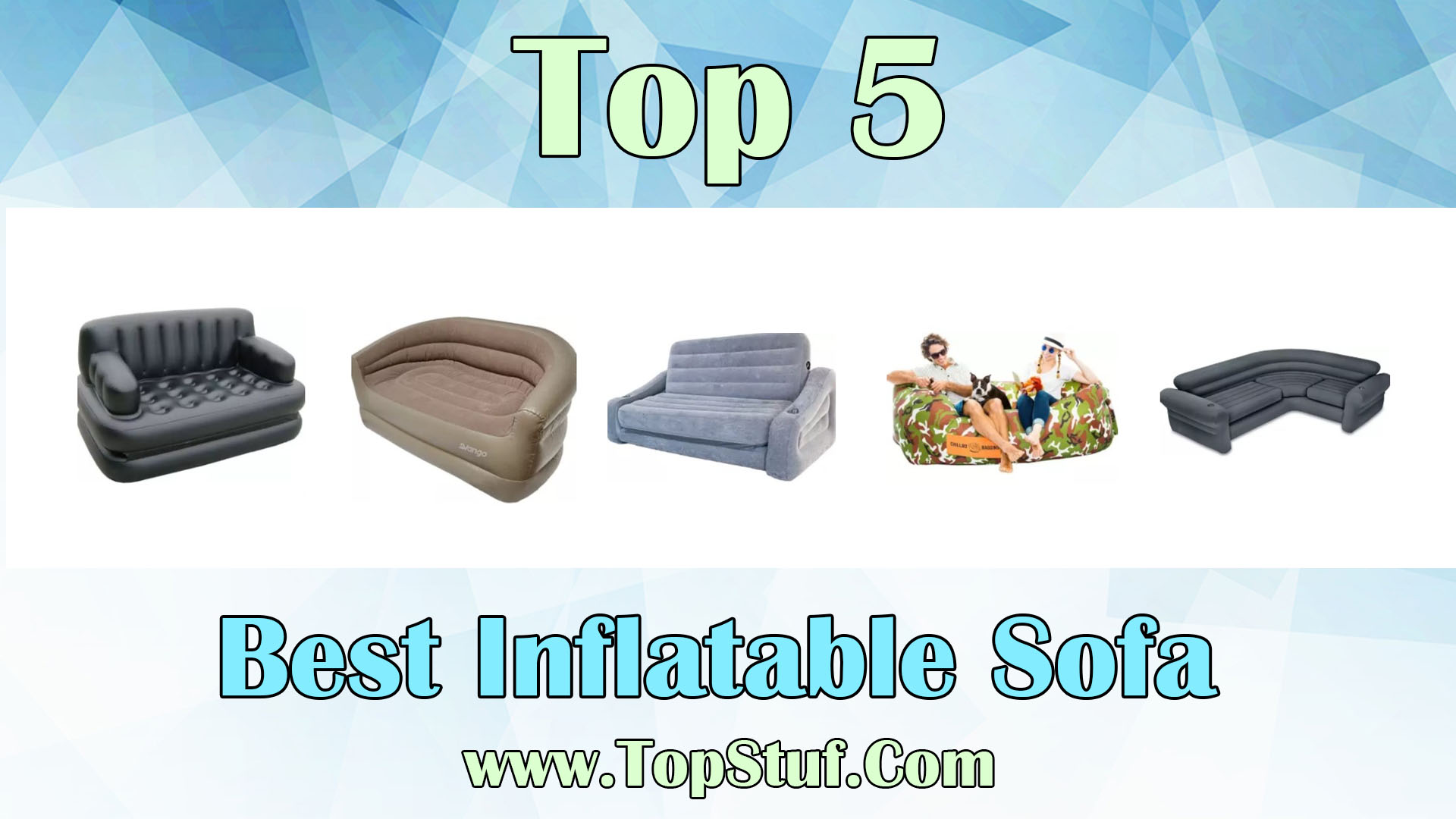 Best Inflatable Sofa