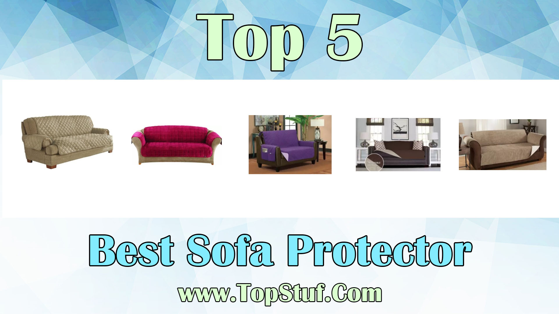Best Sofa Protector