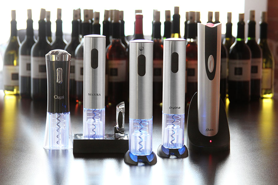Electric Wine Bottle Openers