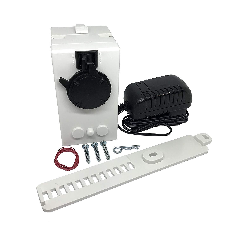 Add-A-Motor - Chicken Coop Automatic Door Accessory Motor