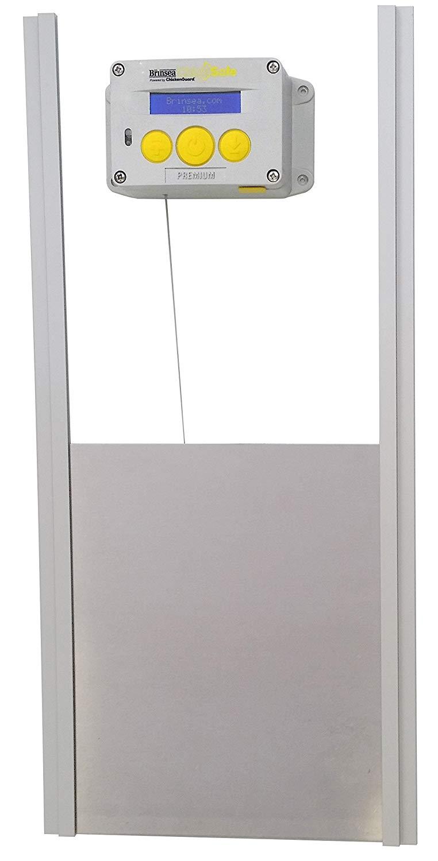 Brinsea Products Chick Safe Extreme Automatic Chicken Coop Door Opener and Door Kit