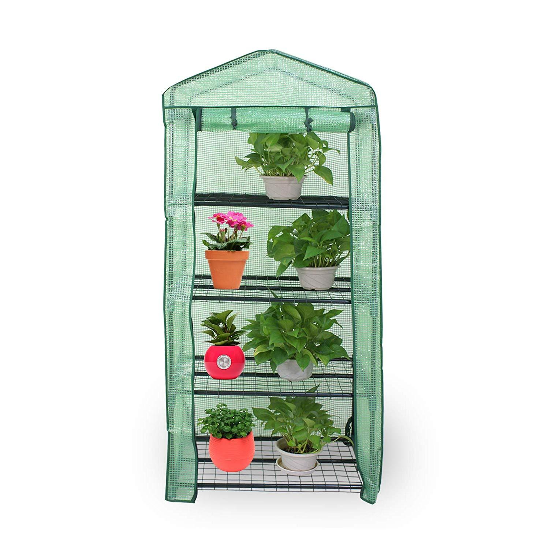 HomGarden 4-Tier Mini Greenhouse