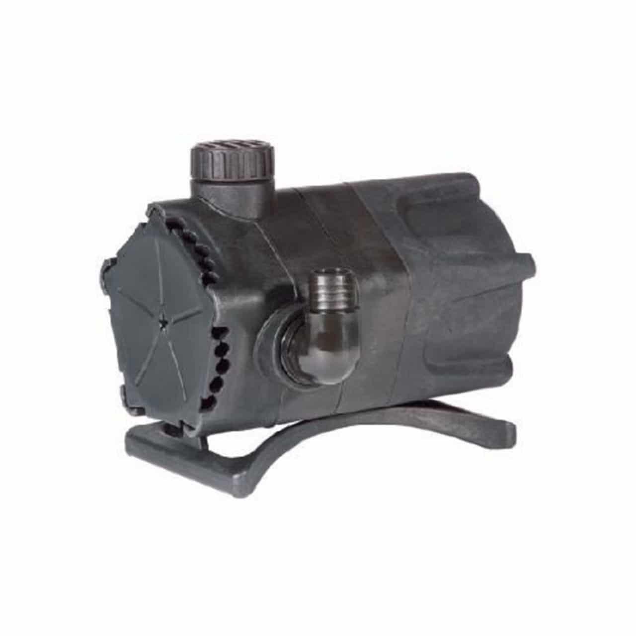 Little Giant WGP-65-PW 1900 GPH Premium Pond Dual Discharge Pump