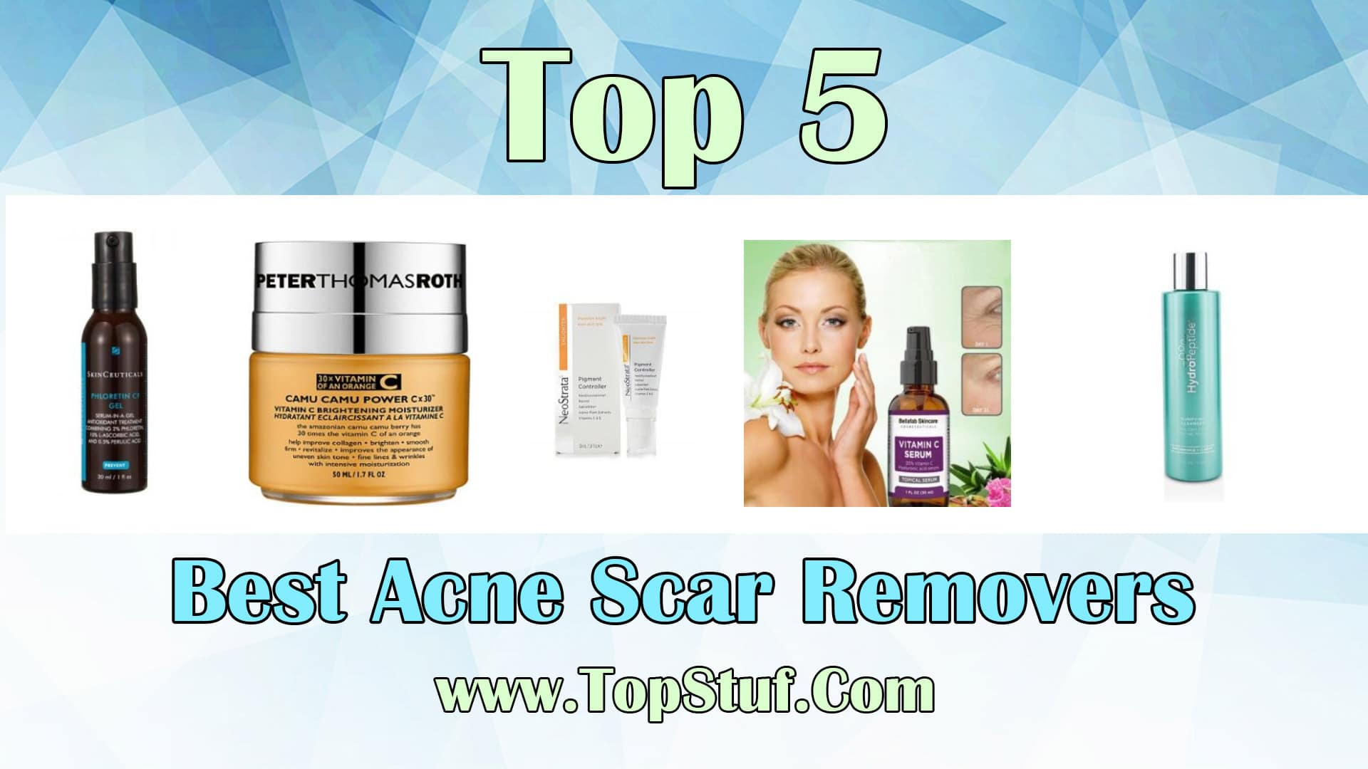 Acne Scar Removers