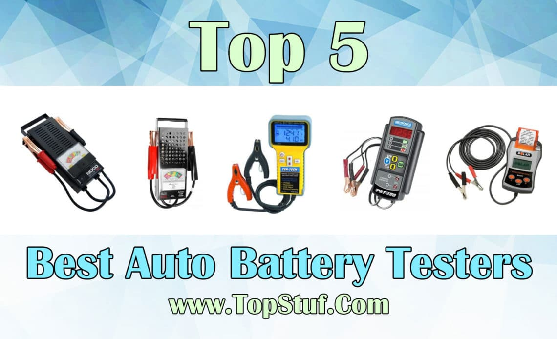 Auto Battery Testers