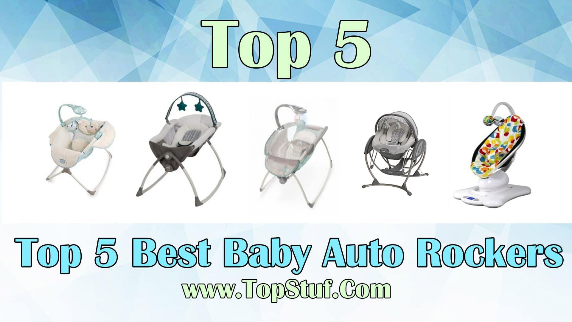 Baby Auto Rockers