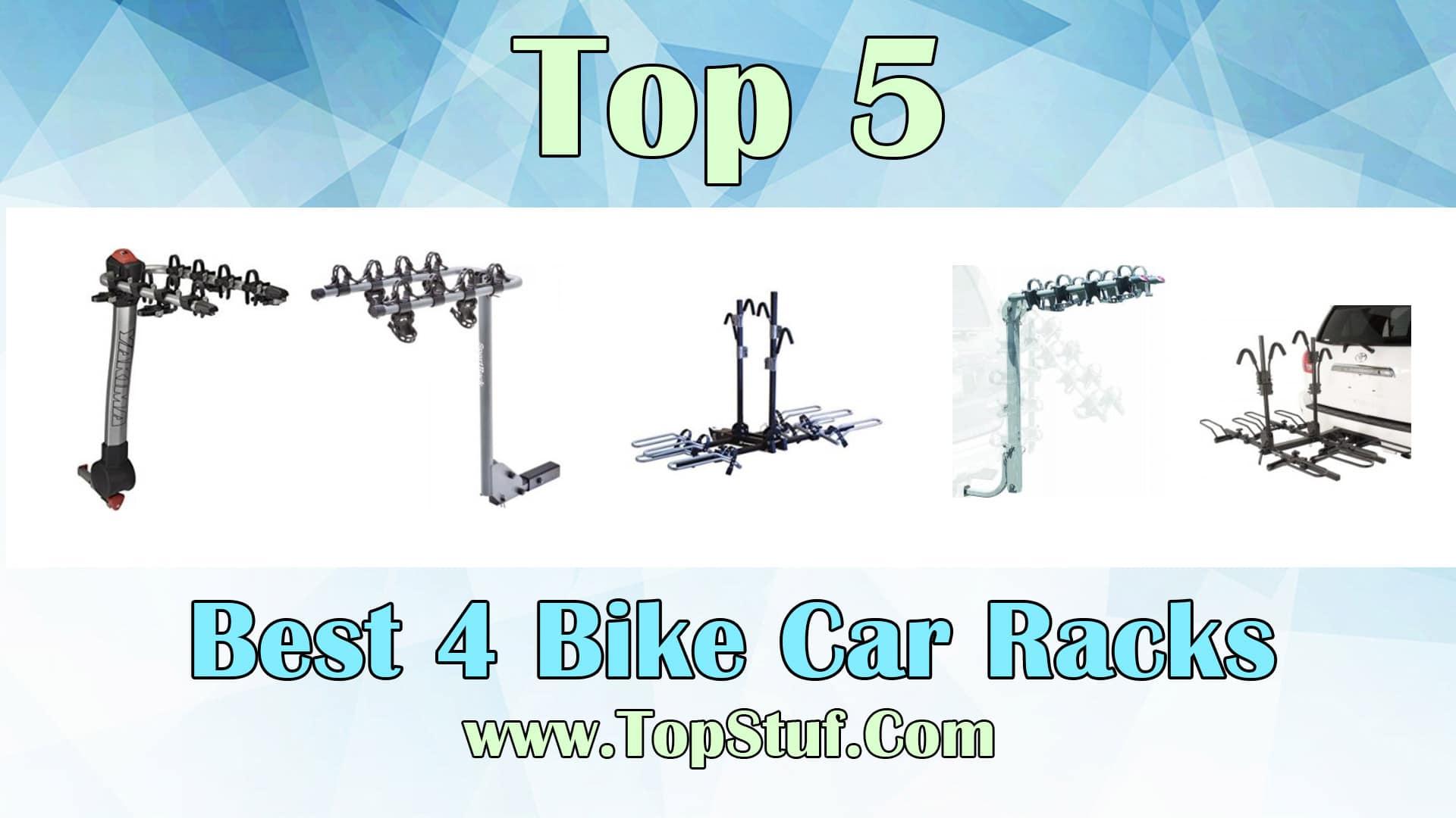 Best 4 Bike Car Racks