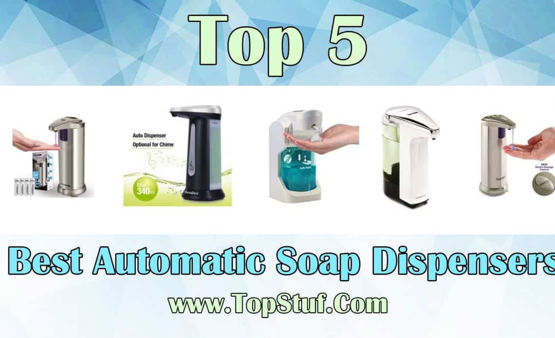 Best Automatic Soap Dispensers
