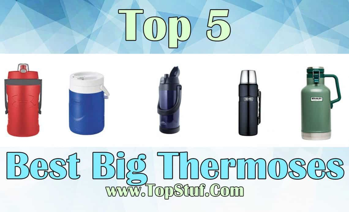 Best Big Thermoses