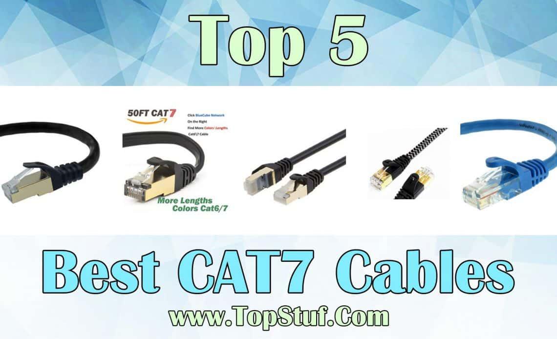 Best CAT7 Cables