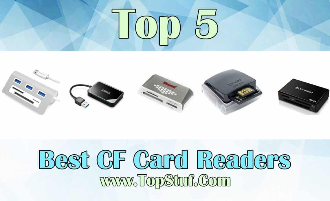 Best CF Card Readers