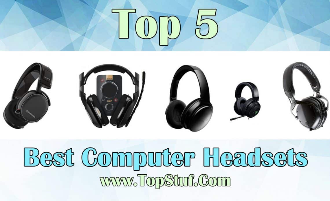 Best Computer Headsets