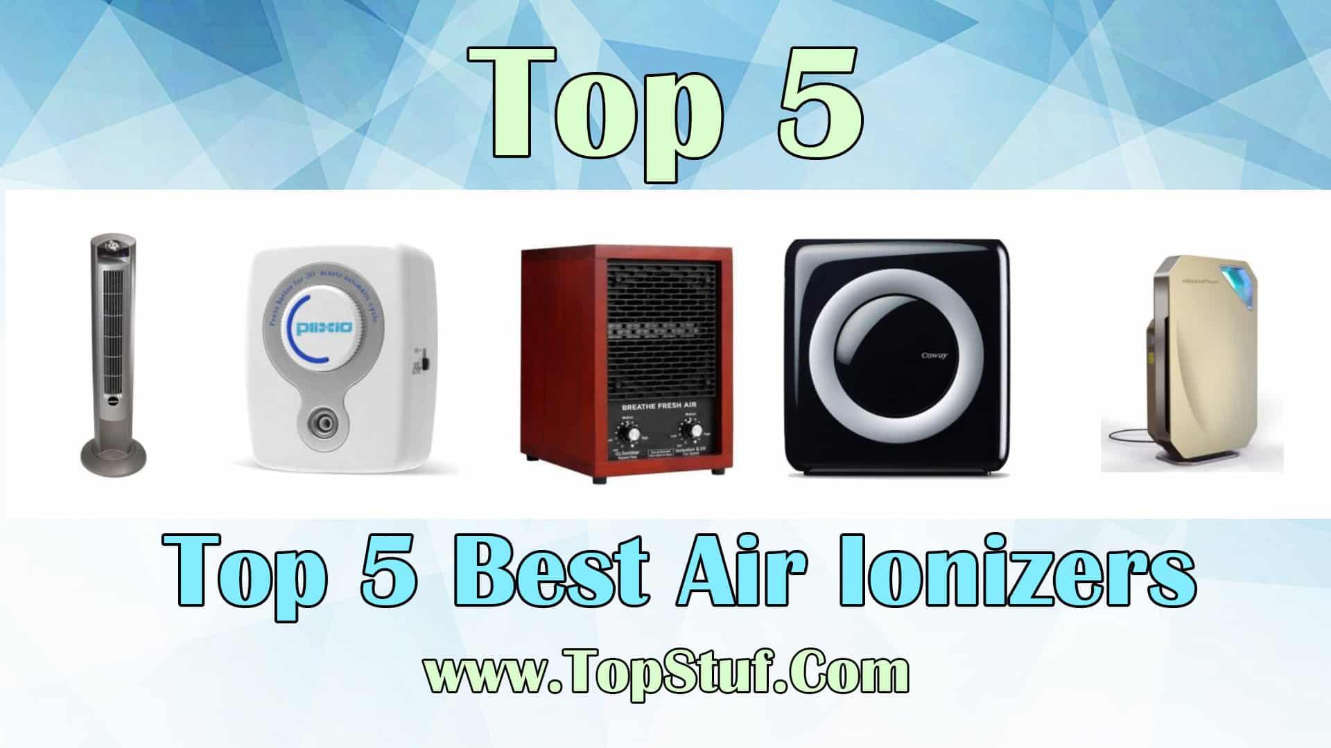 Air Jonizers