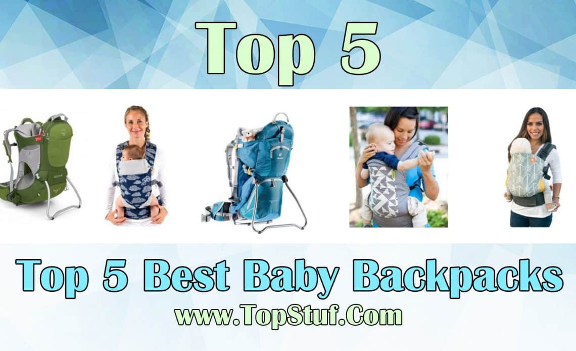 Baby Backpacks