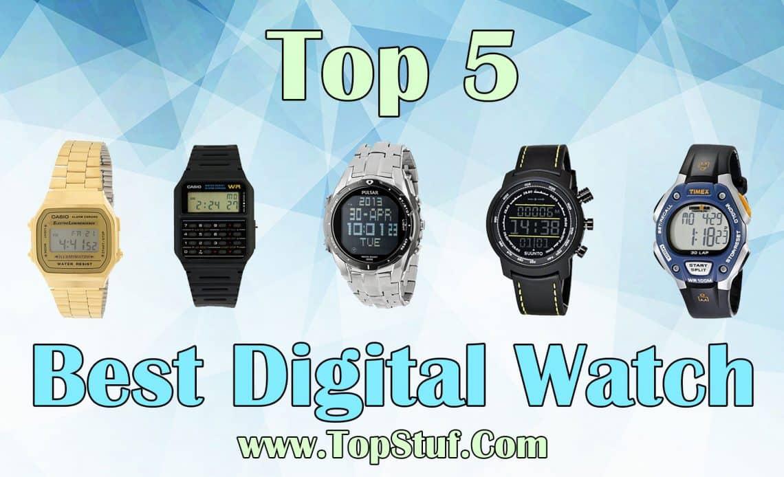 Top 5 Best Digital Watch