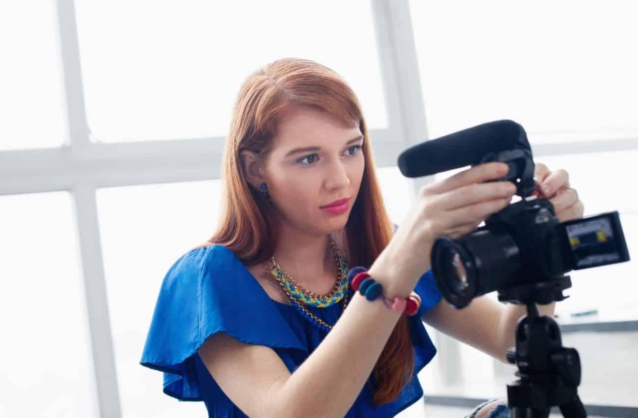 Vloggers Camera